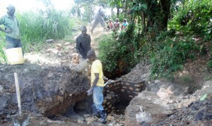 The Water Project : 9-kenya4585-construction