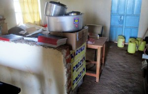 The Water Project : 9-kenya4643-staffroom