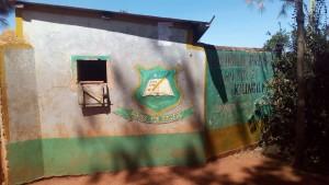 The Water Project : 1-kenya4644-school-gate