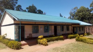 The Water Project : 1-kenya4645-classrooms