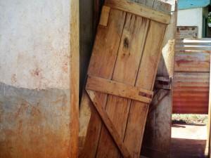 The Water Project : 10-kenya4633-latrines