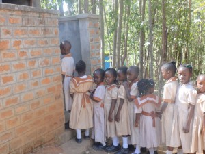 The Water Project : 11-kenya4646-latrine-lines