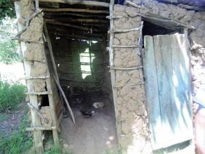 The Water Project : 11-kenya4697-latrine