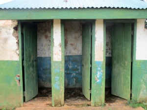 The Water Project : 15-kenya4632-latrines