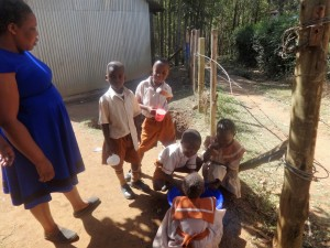 The Water Project : 15-kenya4646-washing-hands