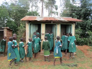 The Water Project : 16-kenya4632-latrines