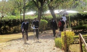 The Water Project : 16-kenya4639-more-students-arriving