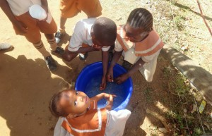 The Water Project : 16-kenya4646-washing-hands