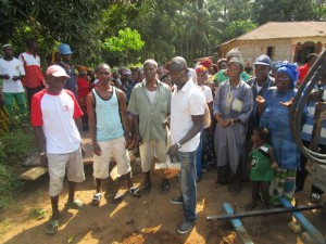 The Water Project : 17-sierraleone5095-breaking-ground