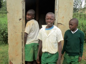 The Water Project : 19-kenya4632-latrines