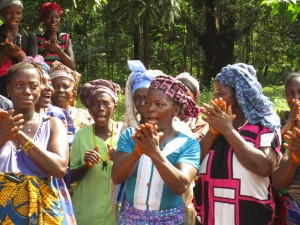The Water Project : 19-sierraleone5095-breaking-ground