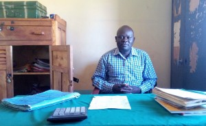 The Water Project : 2-kenya4644-headteacher