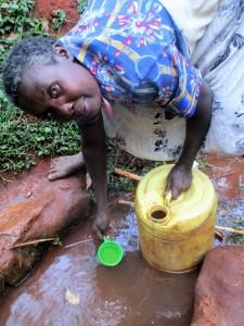 The Water Project : 3-kenya4703-joyce-musera