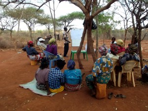 The Water Project : 4-kenya4499-training