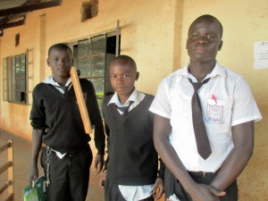 The Water Project : 5-kenya4633-students