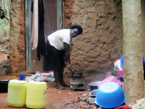 The Water Project : 5-kenya4702-local-homestead-of-mrs-joan-odere