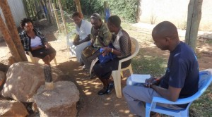 The Water Project : 6-kenya4646-meeting-with-school-board