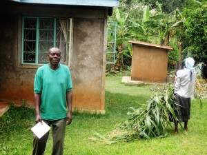 The Water Project : 6-kenya4702-mr-david-nanjero