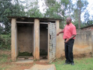 The Water Project : 7-kenya4632-headteacher-titus-mudavadi