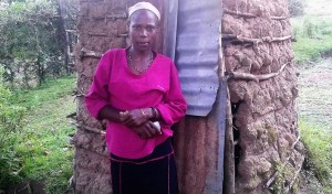 The Water Project : 9-kenya4593-latrine