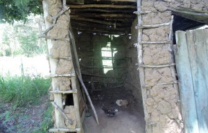 The Water Project : 9-kenya4698-traditional-latrine