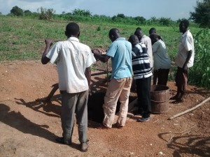 The Water Project : 1-uganda6077-excavation
