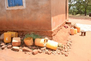 The Water Project : 10-kenya4756-water-containers