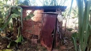 The Water Project : 12-kenya4704-latrine