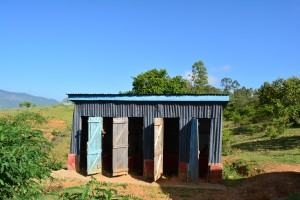 The Water Project : 12-kenya4800-latrines