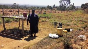 The Water Project : 13-kenya4647-school-cook