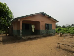 The Water Project : 13-sierraleone5106-teachers-quarters