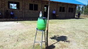 The Water Project : 14-kenya4647-hand-washing-station