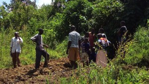 The Water Project : 14-kenya4700-starting-construction-work