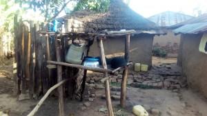 The Water Project : 14-kenya4704-dish-rack