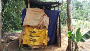 The Water Project : 14-kenya4709-colorful-latrine