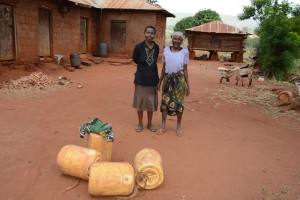 The Water Project : 14-kenya4756-women-with-water-containers