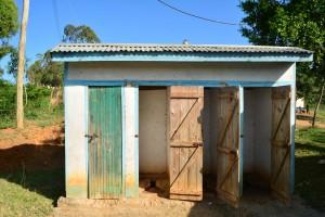 The Water Project : 14-kenya4800-latrines