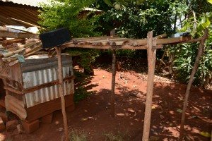 The Water Project : 15-kenya4760-dish-rack