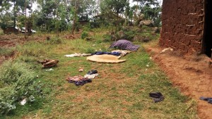 The Water Project : 16-kenya4709-clothes-drying