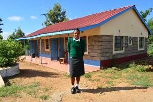 The Water Project : 18-kenya4800-student-judith-mutunga