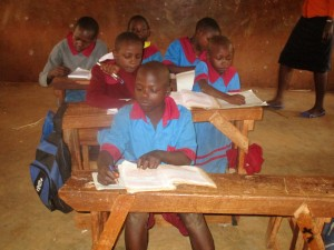 The Water Project : 2-kenya4649-students-in-class