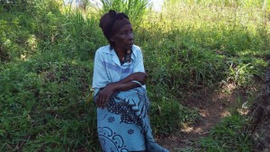 The Water Project : 2-kenya4700-mrs-nyangweso