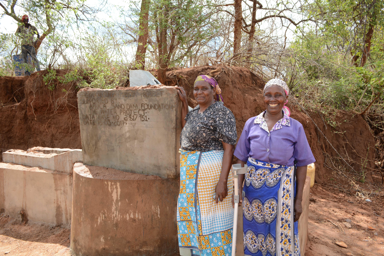 Kwa Mutunga New Well Project