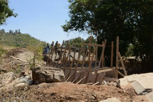 The Water Project : 23-kenya4756-sand-dam-construction