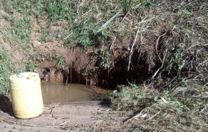 The Water Project : 3-kenya4704-shoso-mwoga-spring-2