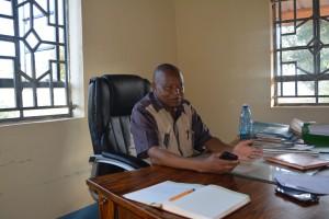 The Water Project : 4-kenya4800-principal-peter-maliti