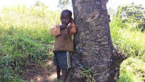 The Water Project : 5-kenya4700-another-child-waits-for-his-siblings