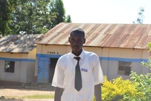 The Water Project : 5-kenya4800-student-felix-syula