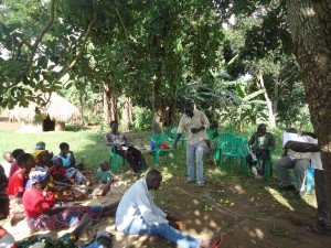 The Water Project : 5-uganda6076-training
