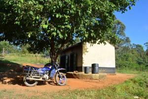 The Water Project : 7-kenya4800-motorbike